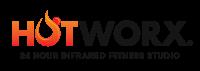 HOTWORX's logo