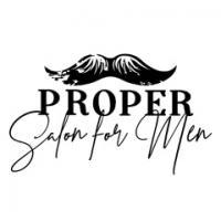 Proper Salon's logo